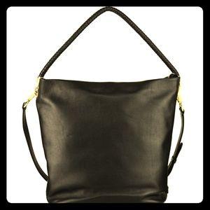 NWT Cole Haan Benson II Bucket Bag Black